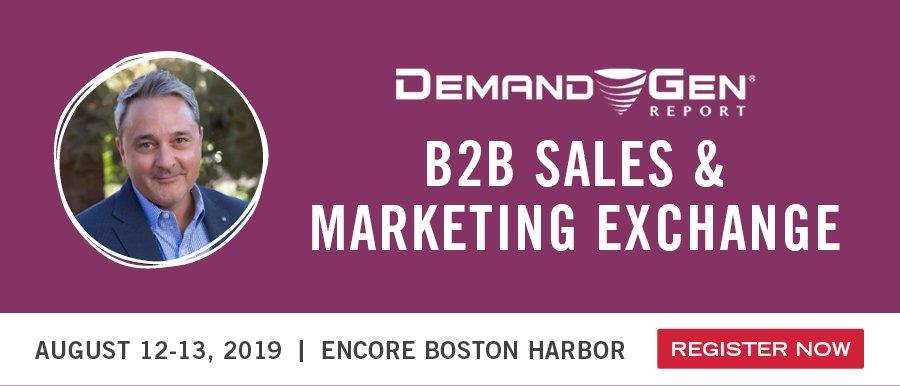 DemandGen B2B 2019