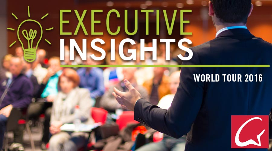 Executive Insights World Tour 2016