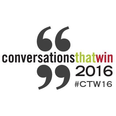 Conversations that Win 2016 Conference Logo
