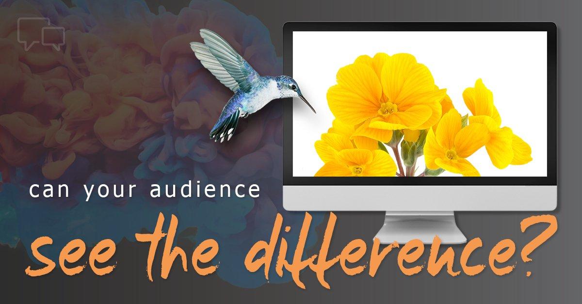 make your marketing visuals memorable